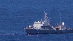 Μαξίμου-Λιμενικό: Προϊόν μοντάζ το βίντεο που δείχνει το Λιμενικό να επιχειρεί να βυθίσει φουσκωτό σκάφος γεμάτο