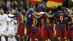 LIGA: le FC Barcelone humilie le Real Madrid