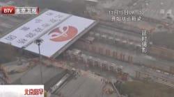 다리 상판 교체 공사를 43시간 만에 끝낸 중국의 스피드(타임랩스