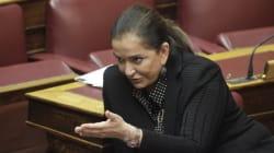 Μπακογιάννη: Aφήστε τις προσωπικές επιθέσεις και κάντε εκλογές. Δεν υπάρχει λόγος να παραιτηθεί ο