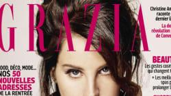 Le magazine de mode international Grazia arrive au