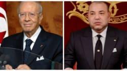 Mohammed VI s'entretient avec le président tunisien après l'attentat de