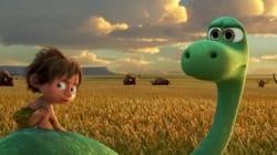 «Le bon dinosaure»: deux amis pour la vie