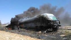 Oran: Un accident entre un train de voyageurs et un camion citerne fait un mort et deux