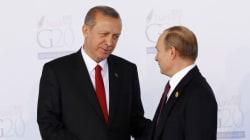 Τουρκική Ύβρις και Ατλαντική