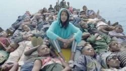 Η M.I.A. μπαίνει σε βάρκες με πρόσφυγες και περνά τα σύνορα στο βίντεο για το νέο της κομμάτι