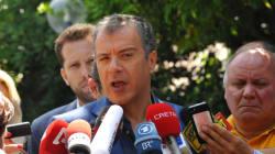Θεοδωράκης: Έκανα πρόταση για αλλαγή του εκλογικού νόμου - Περιμένουμε την κυβέρνηση να φέρει μία πρόταση για το