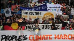 Στους δρόμους για την κλιματική