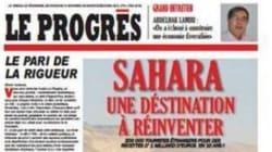 Le Progrès, un nouveau journal, un pari éditorial à