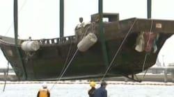 Πλοία-φαντάσματα γεμάτα πτώματα ξεβράζονται στην