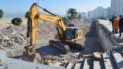 Tanger: Les boîtes de nuit de la corniche ont laissé place aux