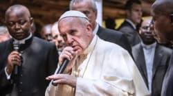 사진 한 장 때문에 '교황 힙합'이