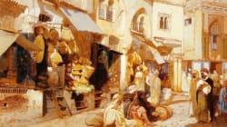 Au 19ème siècle, des Syriens à