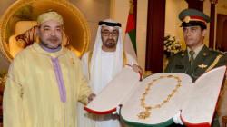 Nouvelle visite du roi au Emirats arabes