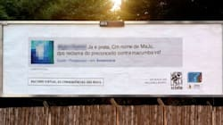 Au Brésil, les commentaires racistes affichés dans des panneaux