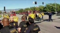 Une fusillade à San Bernardino, en Californie, aurait fait plusieurs victimes (VIDÉO EN