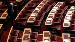 Η κυβέρνηση μεταθέτει την ψήφιση του ασφαλιστικού για μετά τις 10 Ιανουαρίου