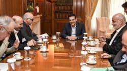 Συνάντηση Τσίπρα με εκπροσώπους της ΕΣΑμεΑ: Οι πρωτοβουλίες της κυβέρνησης για τα άτομα με