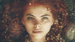 Une photographe célèbre la beauté des taches de