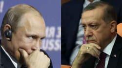 Entre Erdogan et Poutine, un combat des chefs qui va laisser des