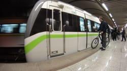 Μπαίνουν κάμερες στους συρμούς του μετρό!Άναψε το «πράσινο» φως η Αρχή Προστασίας