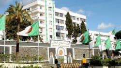 L'Algérie et les déchirements dans la