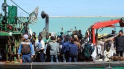 Plus de 4.600 immigrés secourus en trois jours entre la Libye et