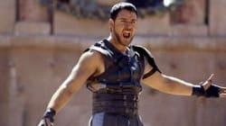 Russell Crowe en tournage au Maroc en