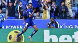 Premier League anglaise : avec 14 buts, Mahrez bat le record de