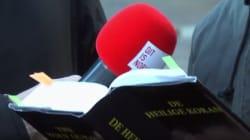 Κοινωνικό πείραμα: Διαβάζοντας την Αγία Γραφή σε ανθρώπους λέγοντας ότι είναι το