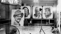 Les métiers du Maroc dépeints par l'artiste Hendrik