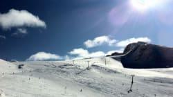 Παρνασσός: Στο κέντρο του ελληνικού χειμερινού