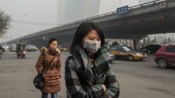 Pollution: Pékin pour la première fois en