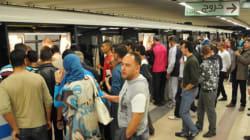 Gros bobos matinaux pour les usagers du métro d'Alger:
