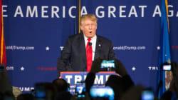 Un mot sur Trump: Ca suffit comme