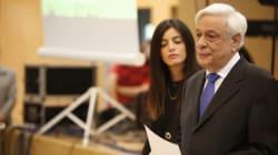 Παυλόπουλος σε μαθητές: Θα κόψω το