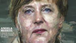 Angela Merkel personnalité de l'année 2015 du