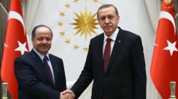 Turquie: visite du leader kurde irakien, en pleine crise entre Ankara et