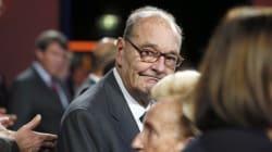 Jacques Chirac rapatrié du Maroc et hospitalisé à