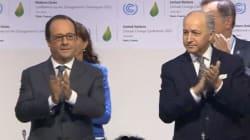 COP21: Fabius annonce un projet d'accord visant à limiter la hausse de température à 1,5