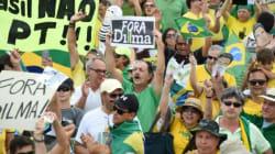 Brésil: la campagne pour la destitution de Dilma Rousseff peine à