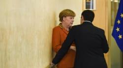 Ευχαριστώ Μέρκελ προς Σόιμπλε για την αντιμετώπιση των παλινωδιών της ελληνικής