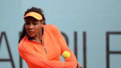 Serena Williams désignée personnalité sportive de