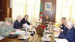 Révision de la Constitution: le Président Bouteflika préside un Conseil