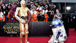 Όλα όσα έγιναν στην πρεμιέρα του «Star Wars: The Force