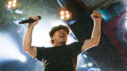 Les rockeurs d'AC/DC repartent en tournée en