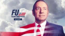 #FU2016: Ο Frank Underwood παρενέβη στο debate των Ρεπουμπλικάνων με την νέα του προεκλογική