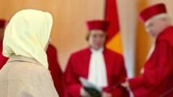 Wird diese junge Frau die erste deutsche Richterin mit