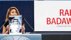 Blogueur condamné à 1000 coups de fouet: Le cri du coeur de sa femme au Parlement