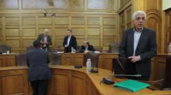 Υπερψηφίστηκε επί της αρχής το νομοσχέδιο για το σύμφωνο συμβίωσης. Καταψήφισαν οι